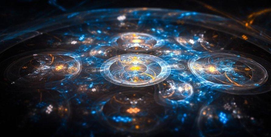 Вселенная, четвертое измерение, темная материя