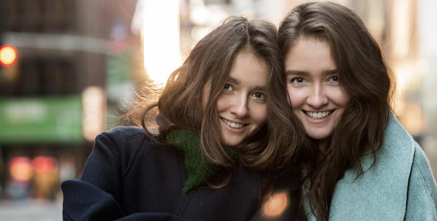 Татьяна Постернак, Евгения Постернак, сестры, фото, фотографы из Украины