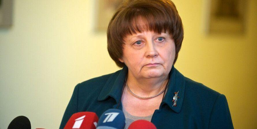 Лаймдота Стауюма / Фото: news.headline