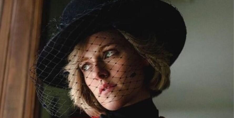 Крістен Стюарт, принцеса Діана, фото, зйомки фільму, Спенсер