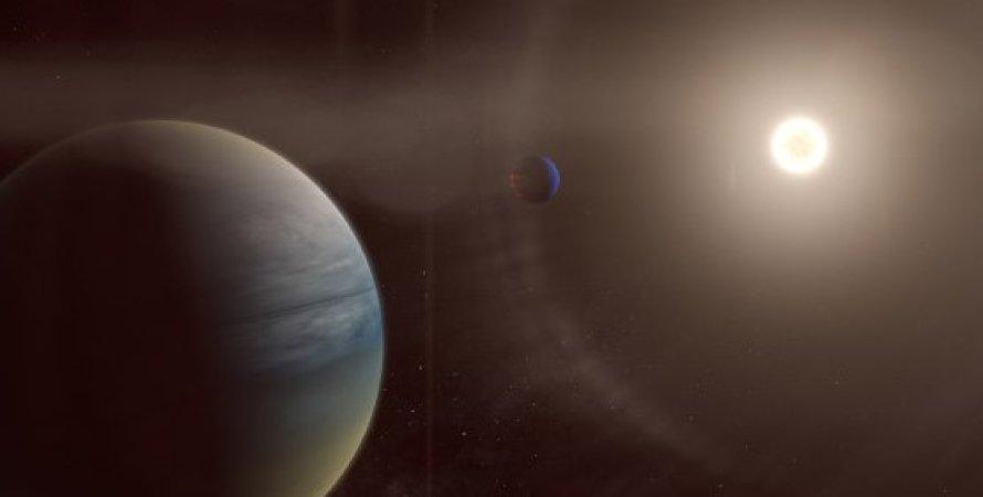 дві планети
