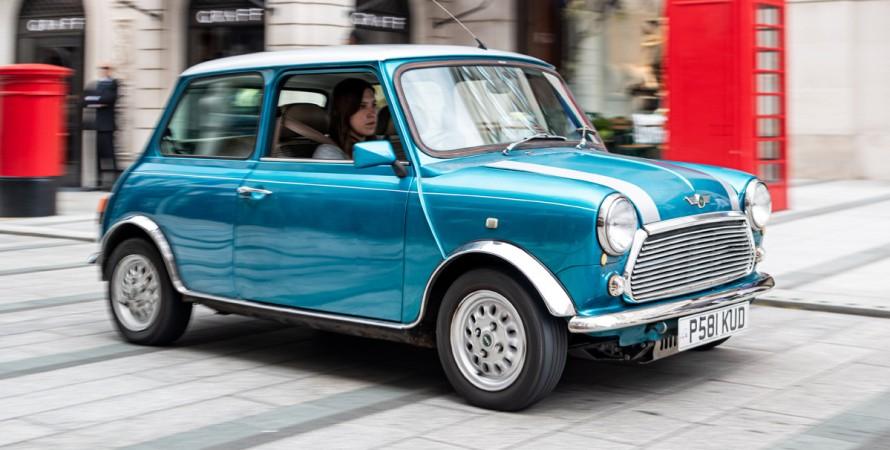 Mini London Electric Cars