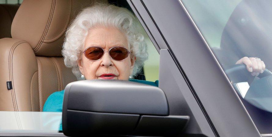 королева, Єлизавета II, авто