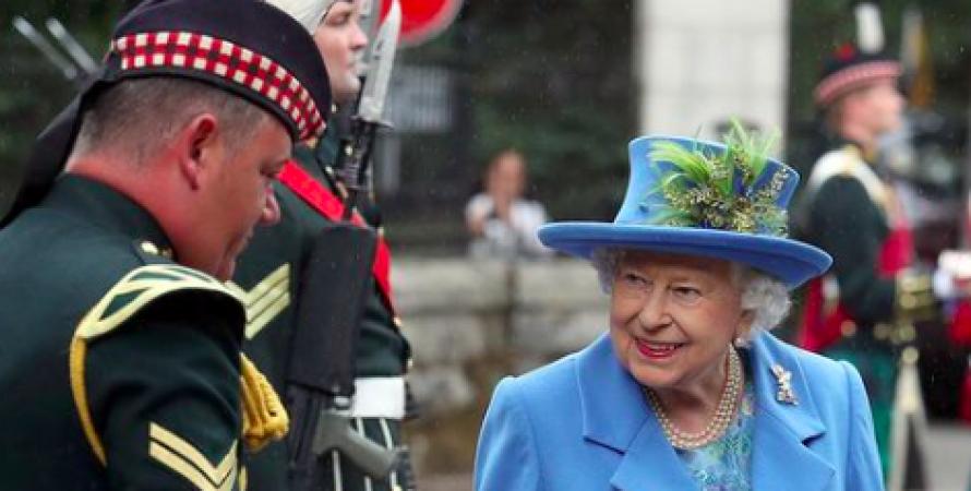 елизавета II, законопроект, великобритания,