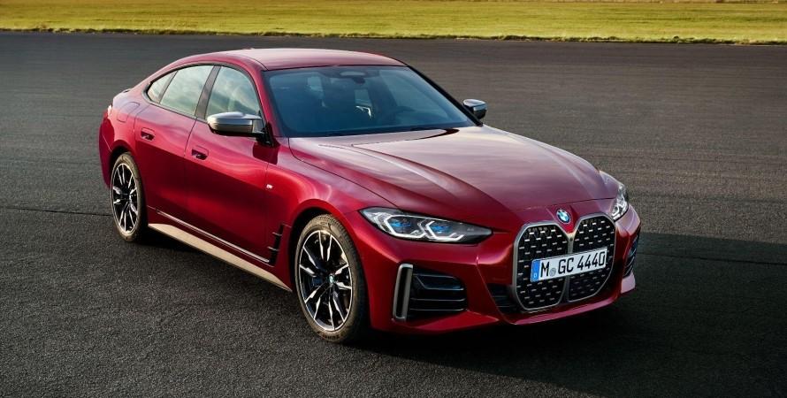 новий BMW 4-Series Gran Coupe