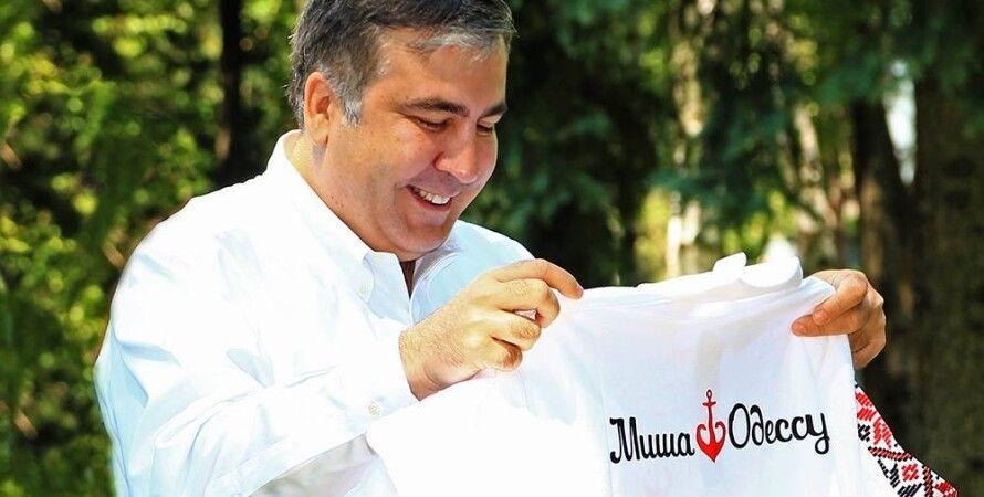 Михаил Саакашвили / Facebook.com/SaakashviliMikheil