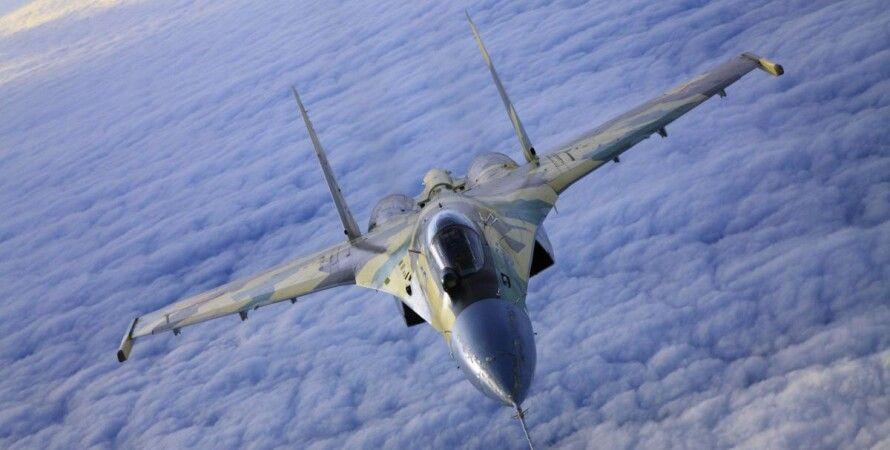 Истребитель РФ / Фото: visti.ks.ua