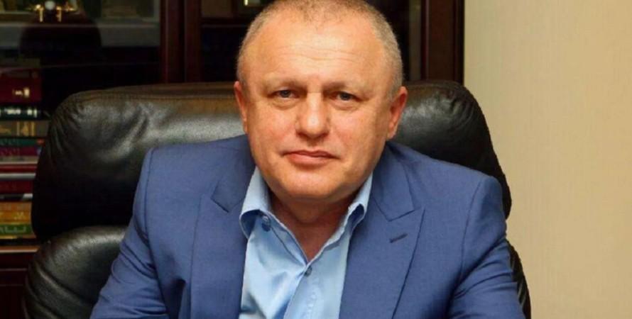 Игорь Суркис, Мирча Луческу, Динамо Киев, футбол