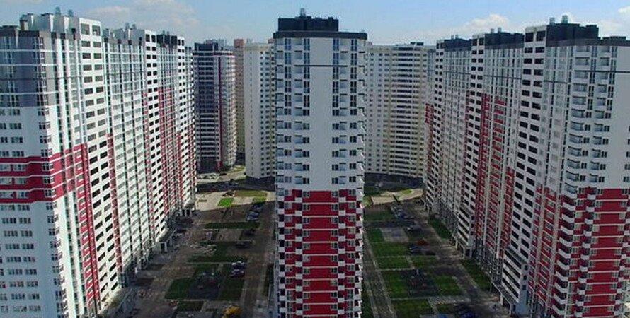 новые дома, недвижимость, киев, фото