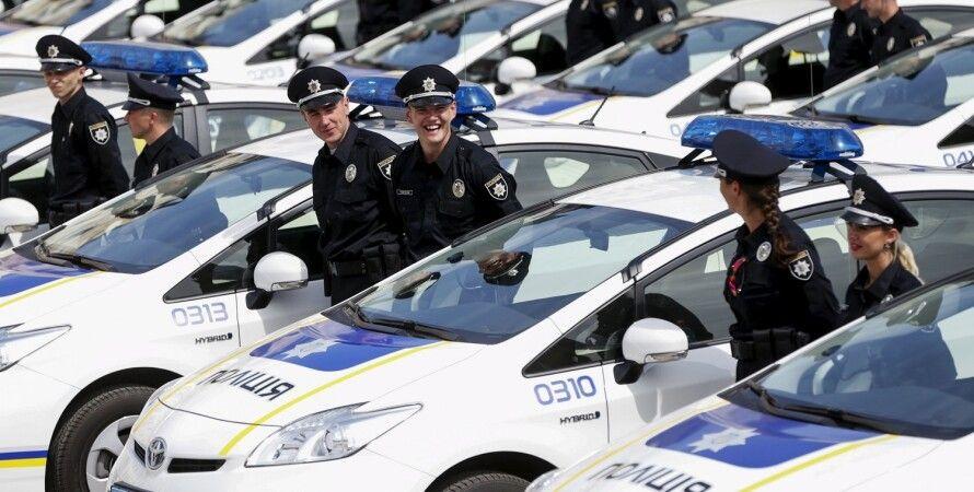 Патрульная полиция / Фото пресс-службы МВД