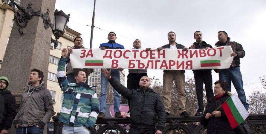 Протесты в Болгарии в 2013-м / Фото: sib-max13.livejournal.com