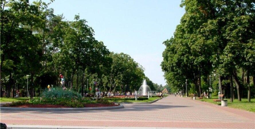 """Парк """"Победа"""" / Фото из открытого источника"""