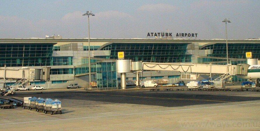 Аэропорт в Стамбуле / Фото: Vostexpress