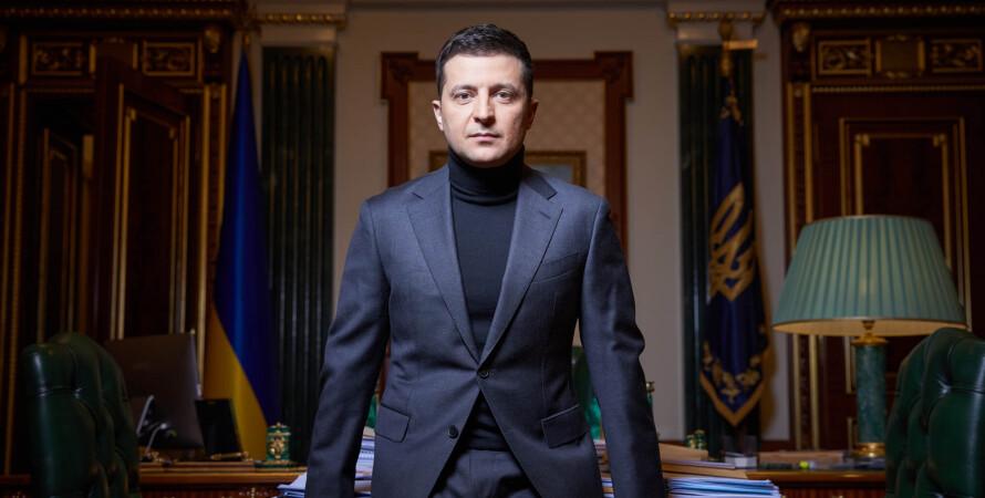 Владимир Зеленский, интервью, Фокус, фото