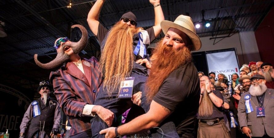 Фото: National Beard and Moustache Championships
