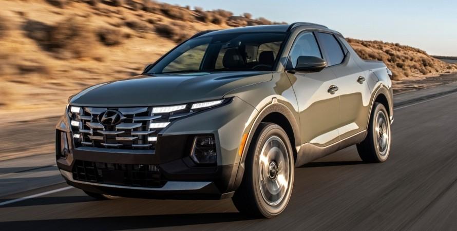 объявлены цены и комплектации Hyundai Santa Cruz