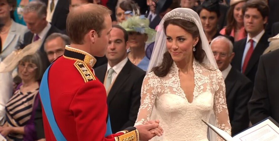 свадьба, принц уильям, кейт миддлтон