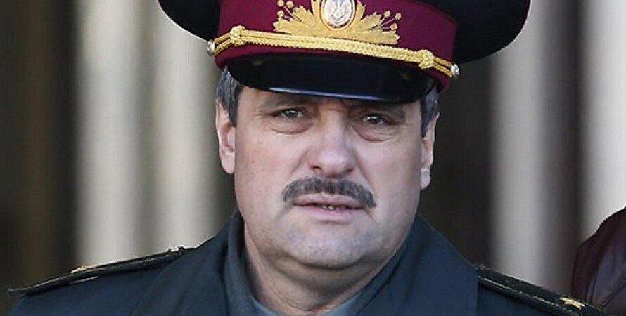 Генерал-майор Виктор Назаров / Фото: dniprograd.org