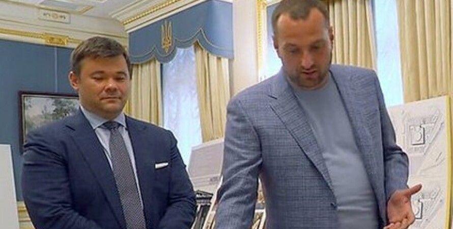 Андрей Богдан и Андрей Ваврыш / Фото: censor.net.ua