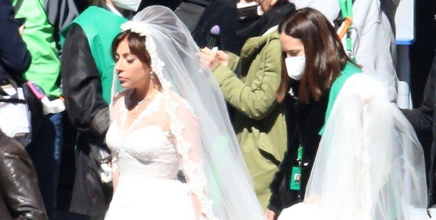 леді гага, будинок Гуччі, весілля