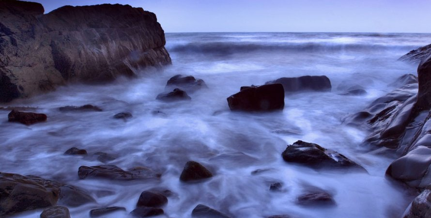 """""""Молочне море"""", вода, каміння, ілюстрація"""