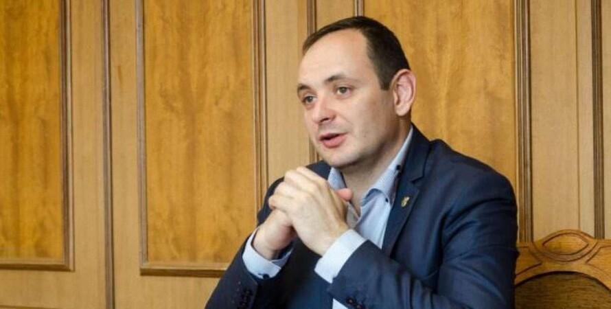 Руслан Марцінків, Марцінків, івано-франківськ