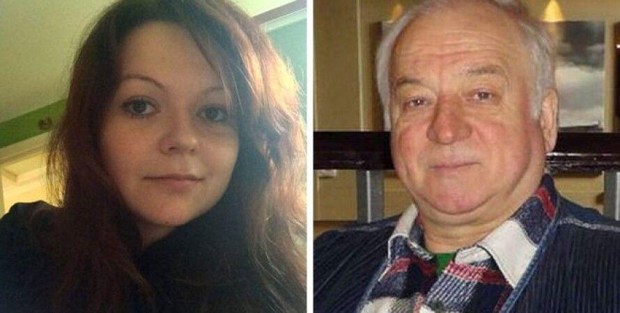 Юлия и Серегей Скрипали / Коллаж: BBC News