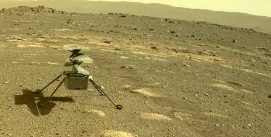 Ingenuity, Марс, NASA, політ