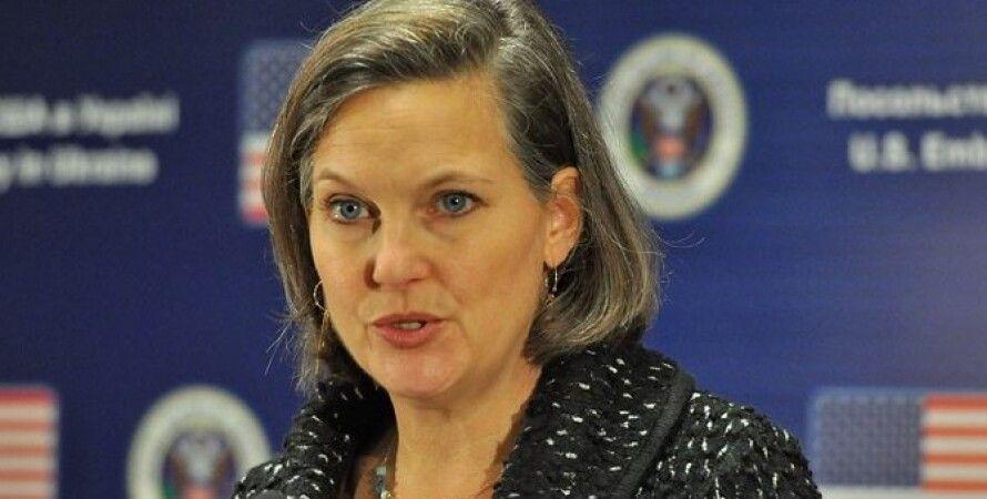 Помощник госсекретаря США Виктория Нуланд / Фото: Golos.ua