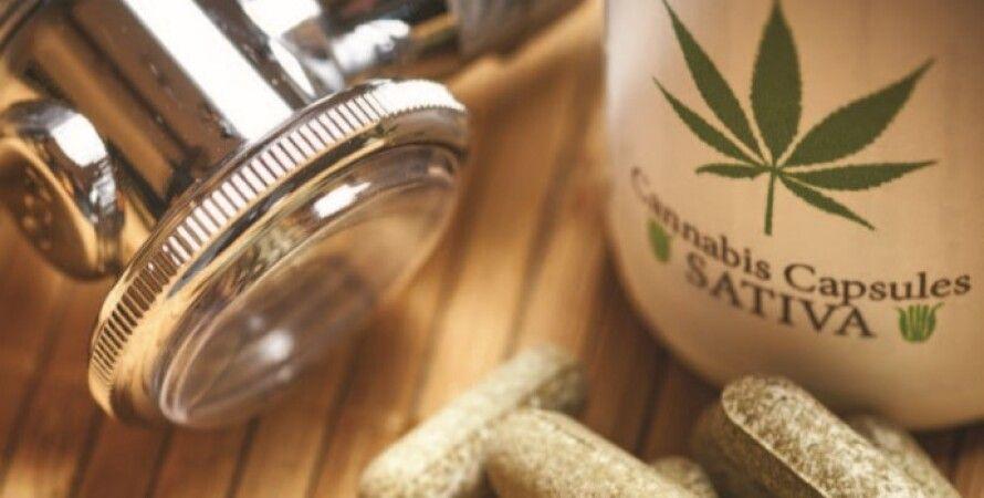 марихуана, медицинская