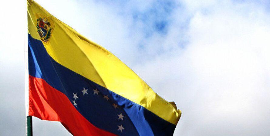 Флаг Венесуэлы/Фото: id77.livejournal.com