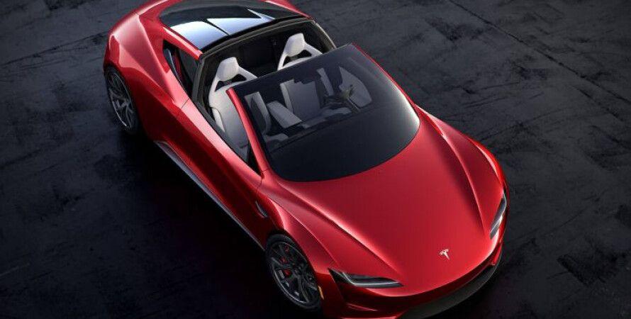 Tesla Roadster, електрокар