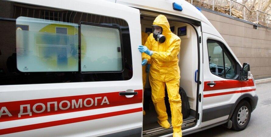 Мобильная медицинская бригада в Украине