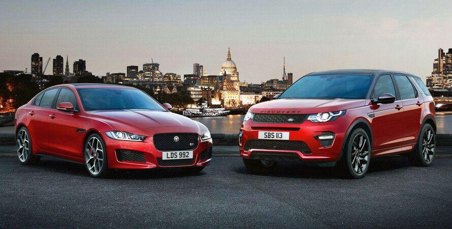 Jaguar Land Rover, продажу, проблеми з якістю, зниження попиту