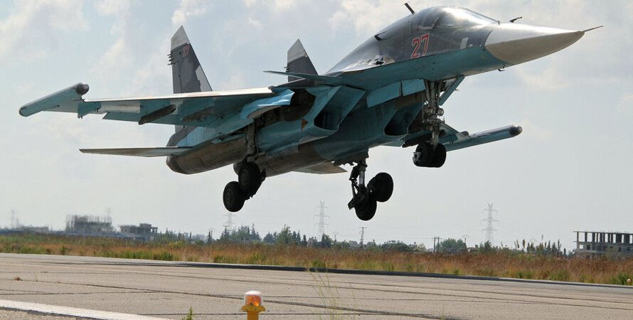 Су-34 в Сирии / Фото: sputniknews.com