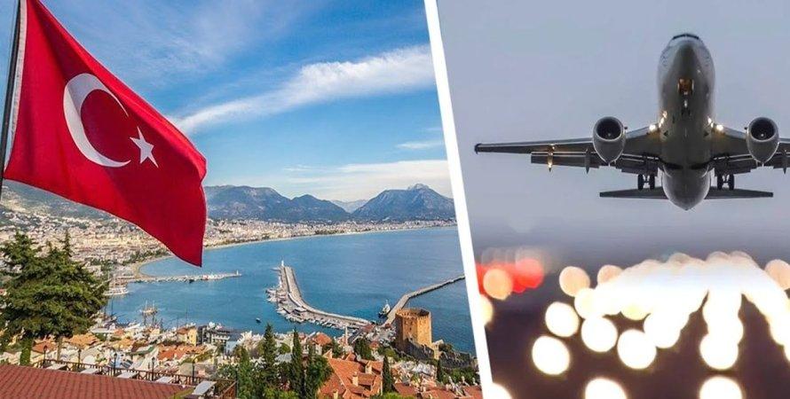 самолет, авиасообщение, перелеты, ависообщение с Турцией