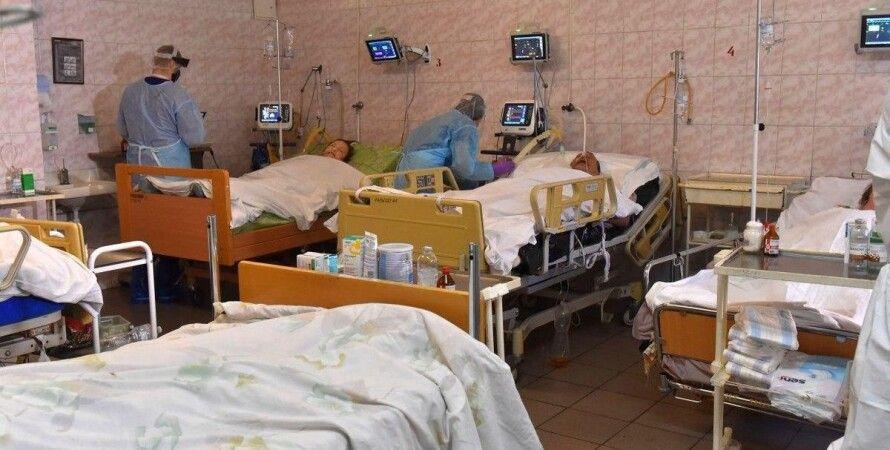 Закарпатье, COVID-19, коронавирус, смертность, рекорд,
