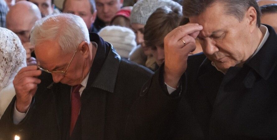 Азаров и Янукович / Фото: kmu.gov.ua