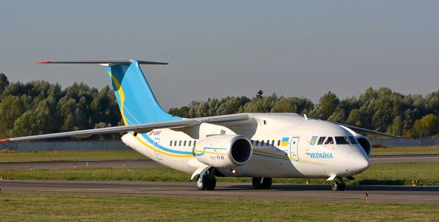 самолет, президент, ан 148, зеленский, фото
