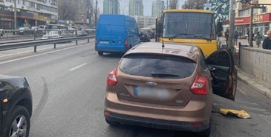 ДТП, Київ