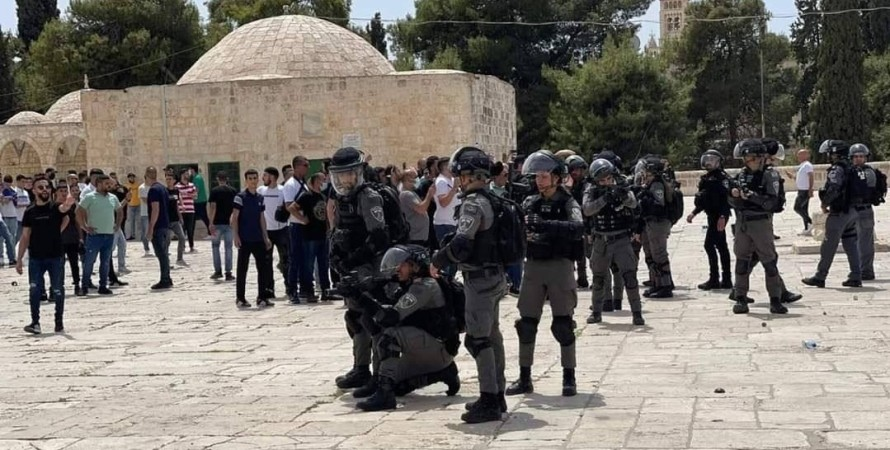 Иерусалим, столкновения 21 мая, храмовая гора, израиль, хамас, гумпомощь, палестина, первый день перемирия, цахал