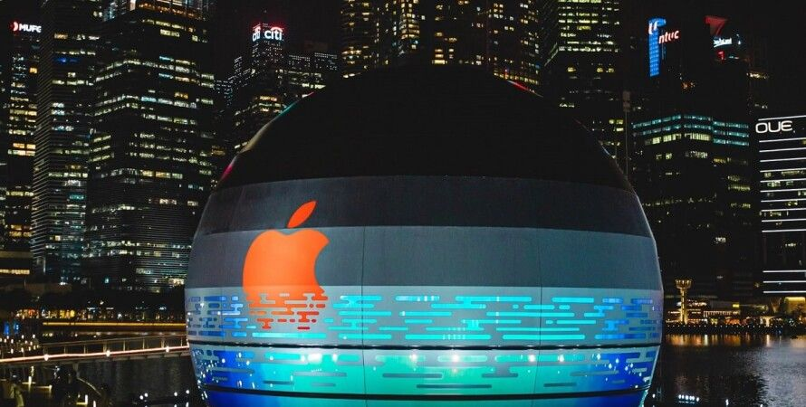 Apple, хакеры, кража данных
