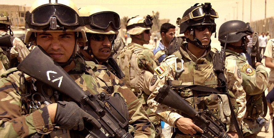 Иракские военные / Фото: murdoconline.net
