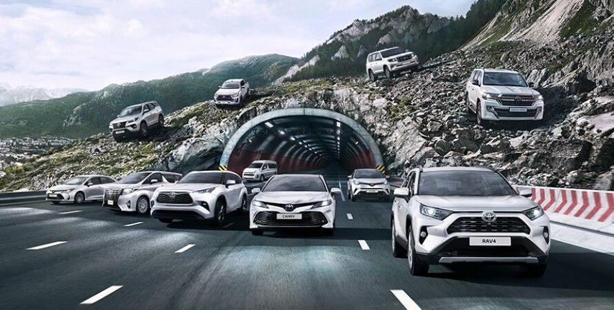 авто, машины, Toyota
