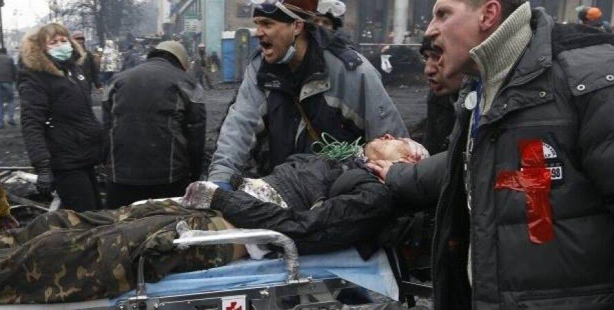 Жертвы на Евромайдане / Фото: Facebook