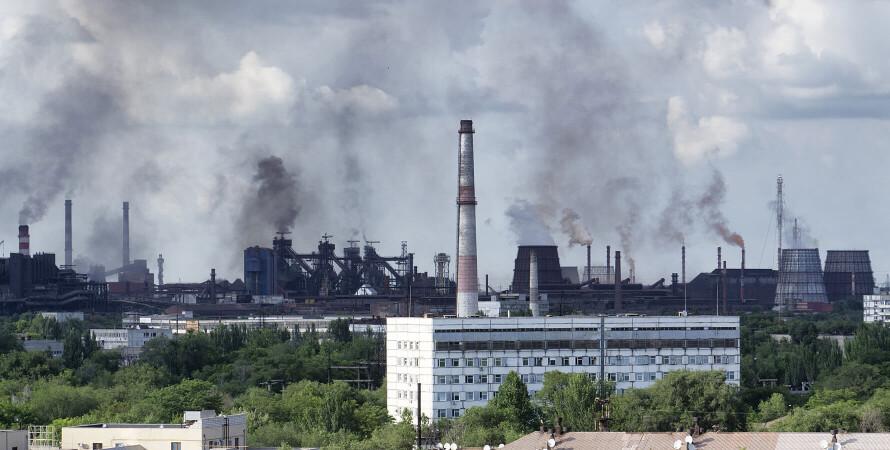 Запоріжсталь, Україна, екологія, проблеми екології, довкілля