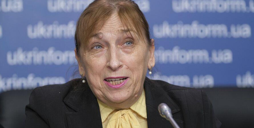 Ирина Бекешкина / Фото: ukrinform.ua