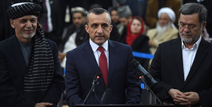 Вице-президент Афганистана Амрулла Салех бежал в Таджикистан