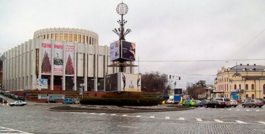 Европейская площадь, дороги, Киев, транспорт, ремонт, киевавтодор