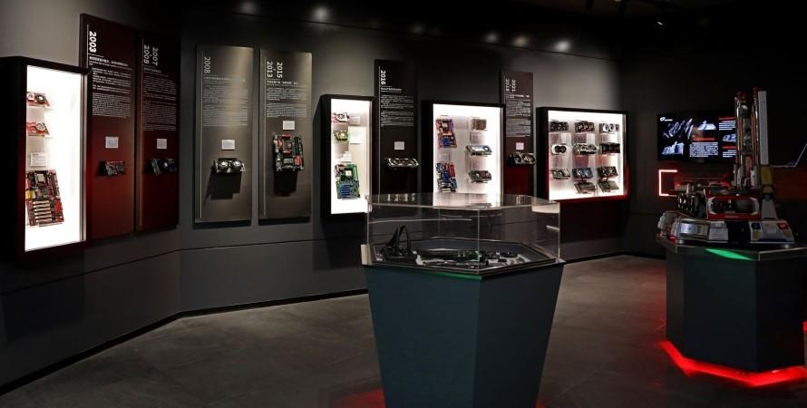 Музей, GPU, Китай
